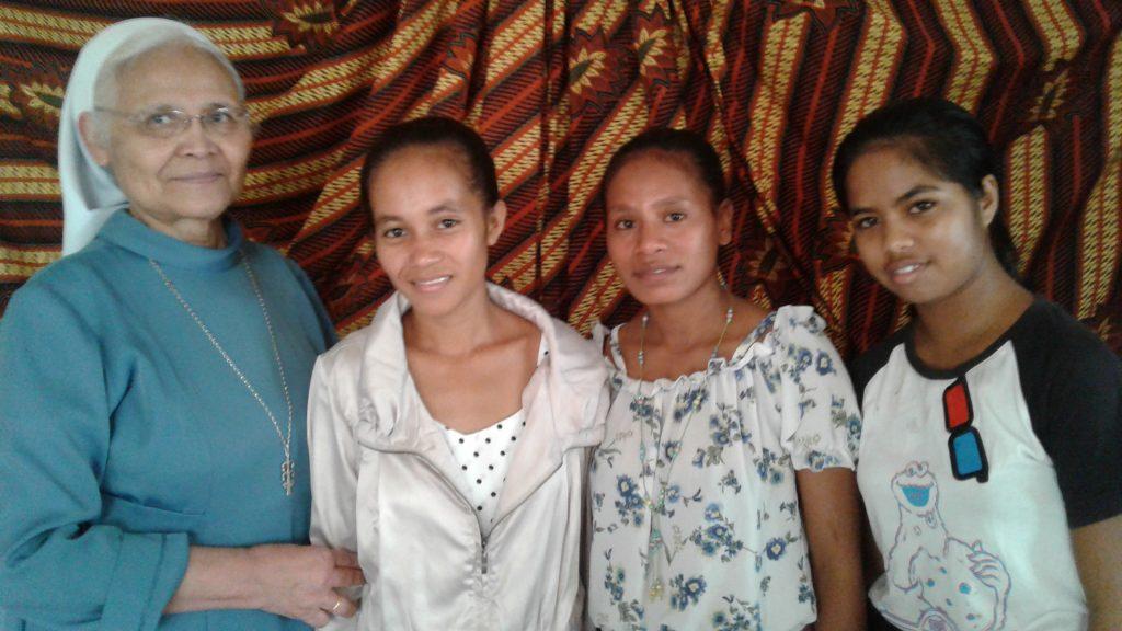 Aspiranten op Timor Leste
